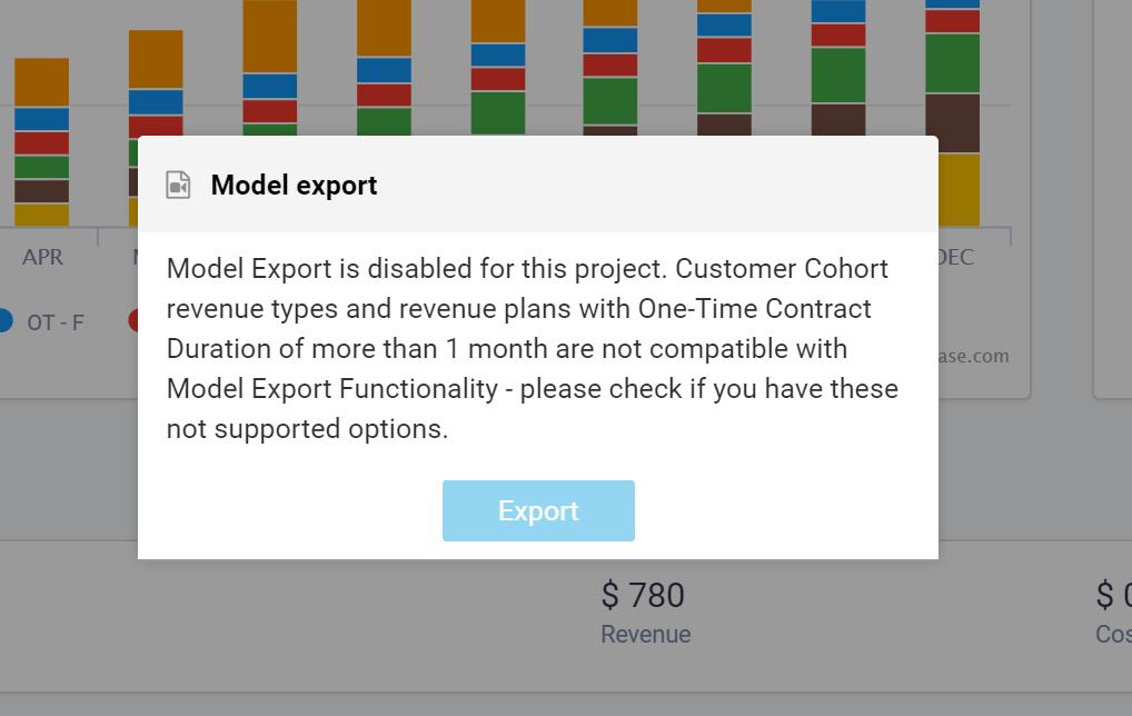 Model Export